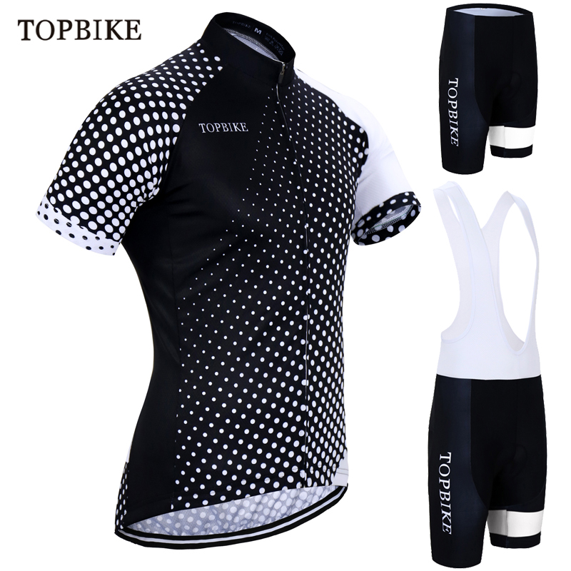 TOPBIKE 2018 Cycling Jersey Set Summer Mountain Bike Clothing Racing Bicycle Clothes Hombre Maillot Ropa Ciclismo Cycling Set siilenyond farfax summer cycling clothing mountain bike jersey ropa ciclista hombre maillot ciclismo racing bicycle clothes set