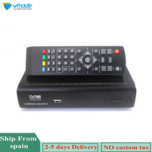 Vmade Original DVB-T2 DVB-T HD Digital TV Tuner Receptor Support MPEG4 H.264 Youtube PVR Terrestrial Receiver Set-Top Box