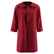 цена на Chilling Adventures of Sabrina Cosplay Costume Sabrina Spellma Red Jacket Coat