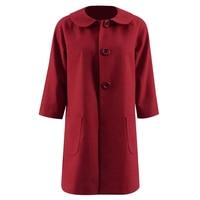 Chilling Adventures of Sabrina Cosplay Costume Sabrina Spellma Red Jacket Coat