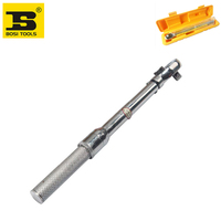 Free shipping BOSI NEW 3/8 Drive 5 25 N.m Click Stop Torque Wrench,tension wrench