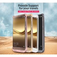 4500Mah External Power Bank Backup Cover For HuaWei mate8 Protective Phone Battery Charger Case