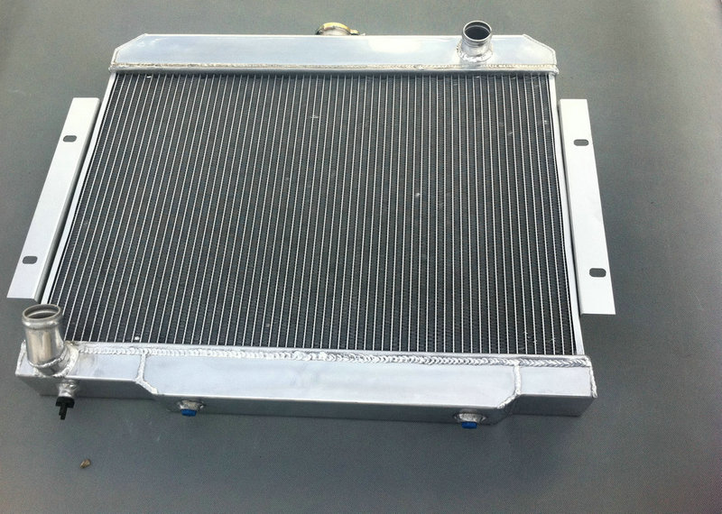 Cooling System 3.0 Td & 4.2l Td Diesel 1997-2001 Aluminum Radiator Auto At & Mt 97 98 99 00 01 In Short Supply 52mm 3rows New For Nissan Patrol Y61 Gu 2.8