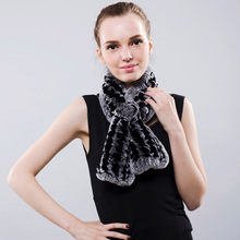 Cachecol Winter Luxury Knit