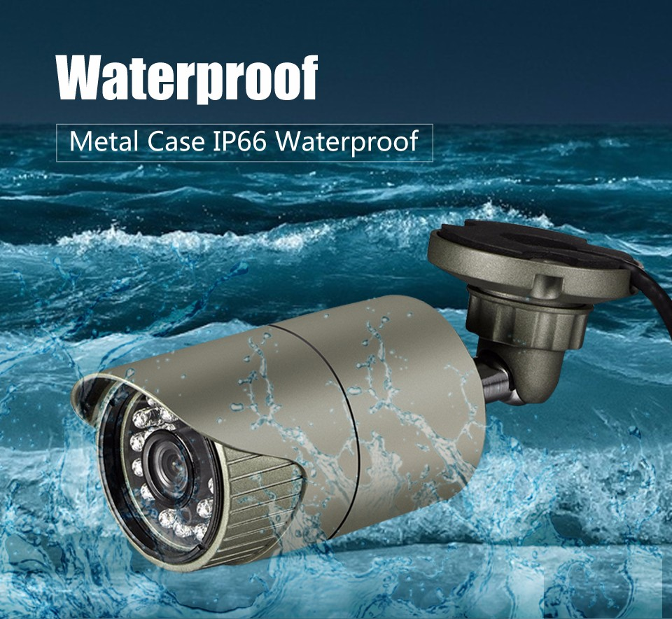H.265  IP Camera 2MP 3MP 4MP  Waterproof CCTV Camera P2P Motion Detection Email Alert ONVIF DC 12V 48V PoE wifi webcam 1080p ip camera waterproof security p2p outdoor camera motion detection alarm video record email alert onvif cctv