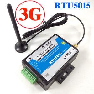 Image 2 - Frete grátis 3G versão RTU5015 Alarme GSM Portão Opener Operador Porta com SMS Controle Remoto