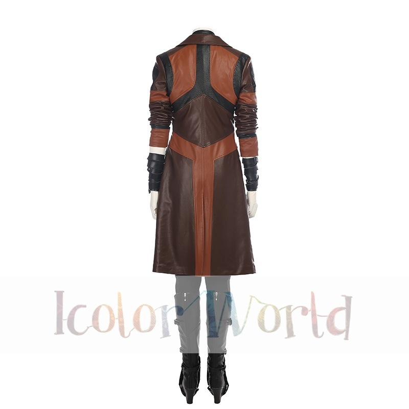 Guardians of the Galaxy Vol. 2 Gamora Cosplay Costume04