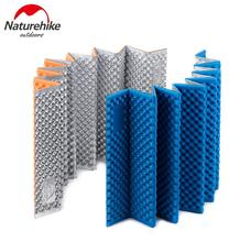 Naturehike ultralight Outdoor camping mat air mattress picnic blanket pads Aluminum Foil mats Camping Dampproof