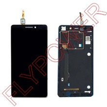 For Lenovo K3 Note K50-T5 lcd screen display with digitizer touch screen with Frame Assembly by free shipping