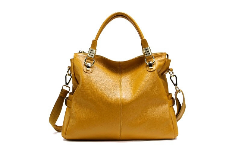 Designer Handbags High Quality Real Genuine Leahter Women Leather Handbags Cowhide Casual Shoulder Handbag Messenger Bags VP0951 chispaulo women genuine leather handbags cowhide patent famous brands designer handbags high quality tote bag bolsa tassel c165