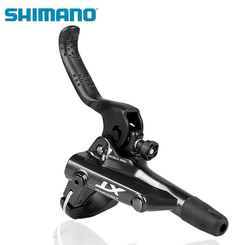 Le frein à disque hydraulique Shimano DEORE XT M8000 comprend des plaquettes de ICE-TECH gauche et droite BL-BR-M8000 levier de frein et étrier pour pièces de vélo