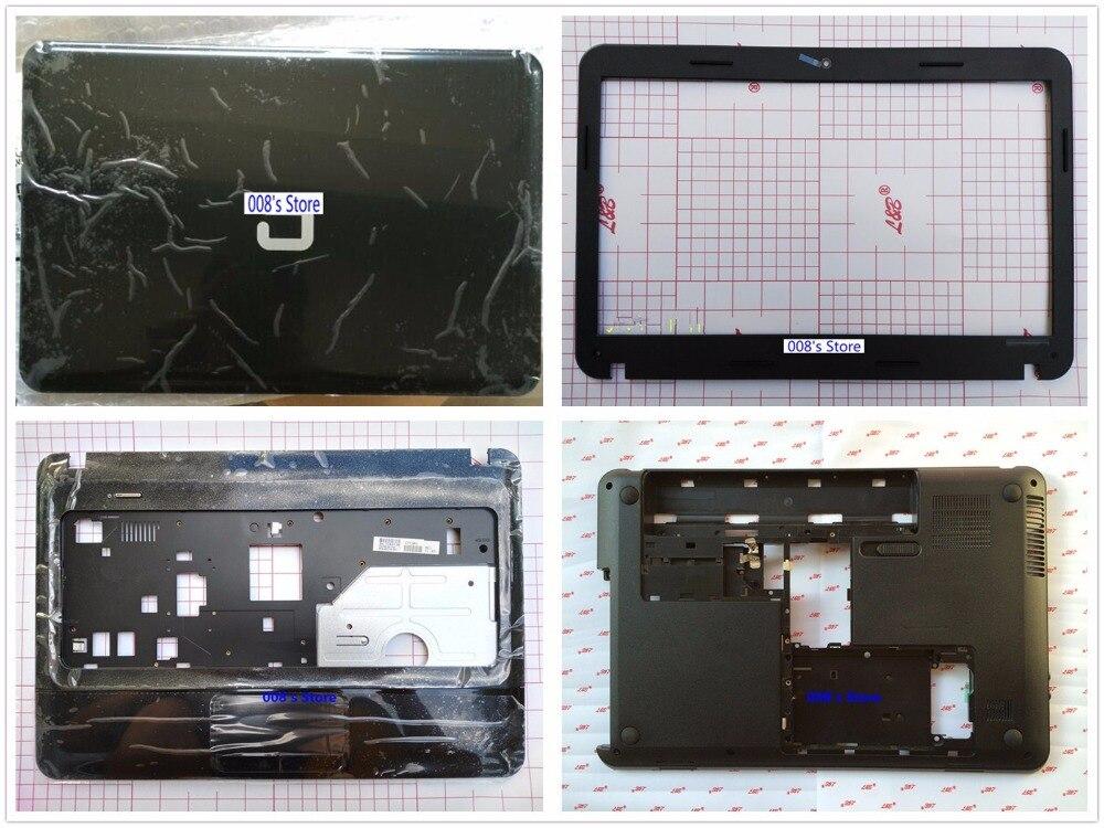 Новый передний ободок, верхний базовый чехол для HP 1000 Compaq 450 455 CQ45 m00 246 g1