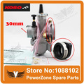 KOSO PWK Carburetor 30mm With Power Jet Motorcycle Racing  Carburetor 150cc 200cc 250cc GY6 Dirt Pit Off Road Motocross Bike