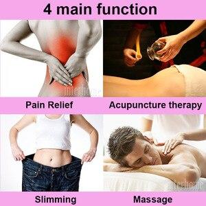 Image 2 - Patent Verlichten Vrouwen Menstruatie Pijn Zorg Instrument Fysiotherapie Massage Machine Vermoeidheid Relax Spier Therapie Tientallen Acupunctuur