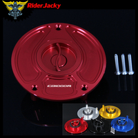CNC Aluminum Keyless Motorcycle Accessories Fuel Gas Tank Cap Cover For Honda CB1000R CB 1000R 1994 1995, 2008 to up