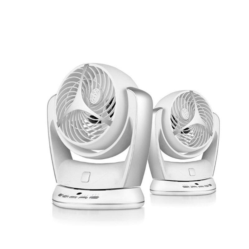 220 V ventilateur électrique aromathérapie huile Air Circulation ventilateur 3 vitesses télécommande avec minuterie et arôme boîte intelligente ventilateur électrique