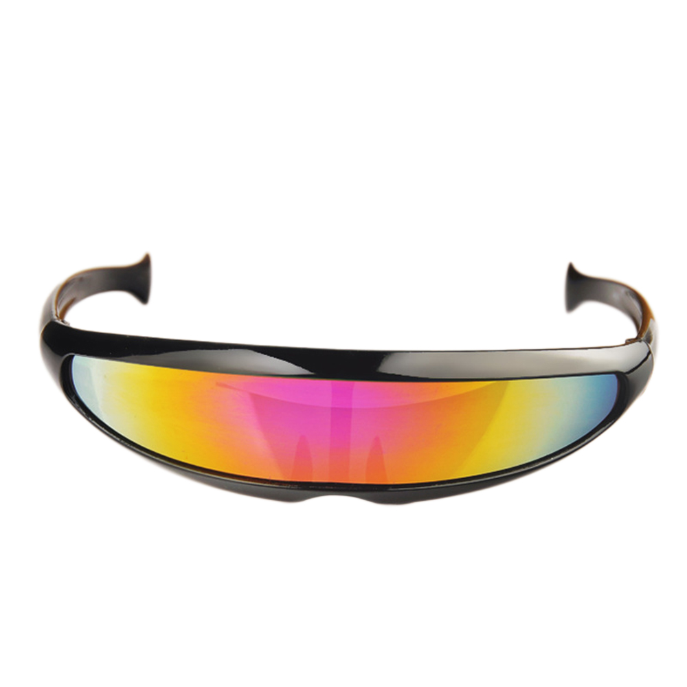 EYCI Anti-UV Cycling Eyewear Bike Bicycle Sports Glasses Hiking Men Motorcycle Sunglasses Reflective Explosion-proof Goggles
