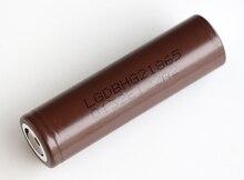 1ชิ้นใหม่ของแท้LG HG2 18650 3000มิลลิแอมป์ชั่วโมงแบตเตอรี่18650HG2 3.7โวลต์ปล่อย20A,ทุ่มเทอำนาจบุหรี่อิเล็กทรอนิกส์แบตเตอรี่