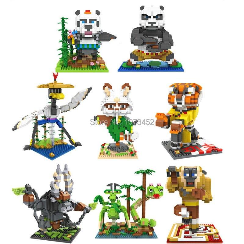 Micro Building Blocks Figures Kung Fu Panda Oportugal Panda Do Kung Fu Diy Building Bricks Master Bao Shifu Juguetes Toys Toy Joke Brick Drivebrick Bag Aliexpress