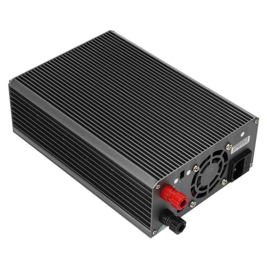 Regulowany DC regulowany zasilacz stabilizowany przełącznik programów czterocyfrowy wyświetlacz 110-220 V regulacja przełączania zasilania