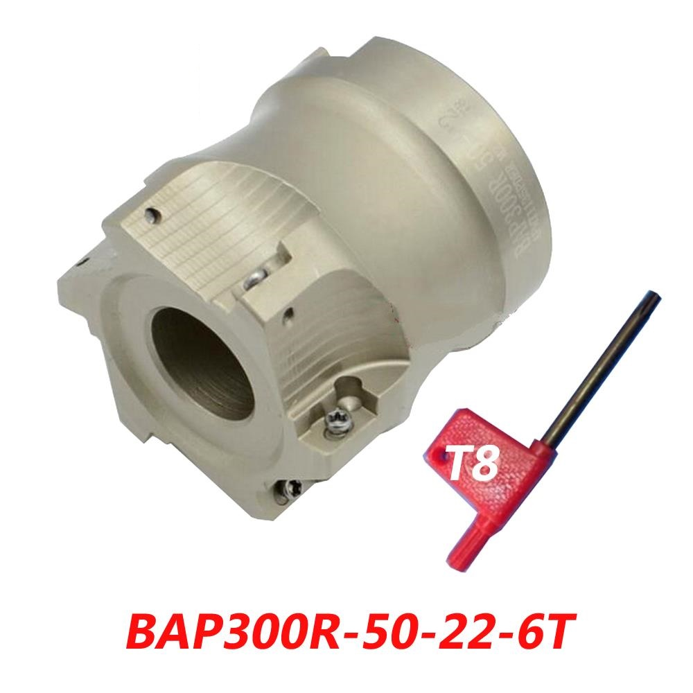 Free Shipping BAP300R-50-22-6T Face Milling Cutter Tools For APMT1135PDER Carbide Inserts Suitable For NC/CNC Machine 2 receivers 60 buzzers wireless restaurant buzzer caller table call calling button waiter pager system