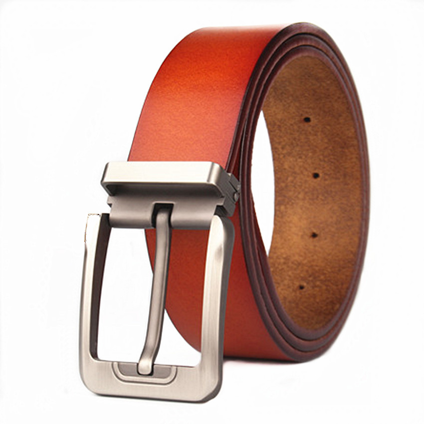 Large size 170cm belt Men Genuine Leather 56-59inch Luxury Strap Belts for Male Buckle Vintage Jeans Ceinture Homme 4.0 wide
