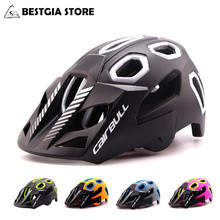 Professional Mountain Bicycle Helmet 15 Vents Safety Integrally-Molded sports Bike Helmet For Road Ciclismo MTB Cycling Helmet