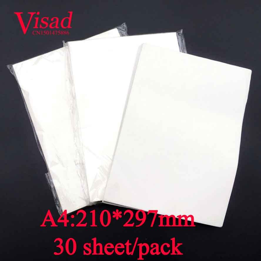 21*29,7 см белая бумага для рисования A4 копировальная бумага для печати рисовая бумага для печати xuan бумага - Габаритные размеры: 30 sheet A4