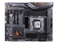 Asus PROG STRIX X99 настольных игр материнская плата LGA 2011 V3 DDR4 128 г SATA3 USB3.0 ATX X99 материнской Бесплатная доставка
