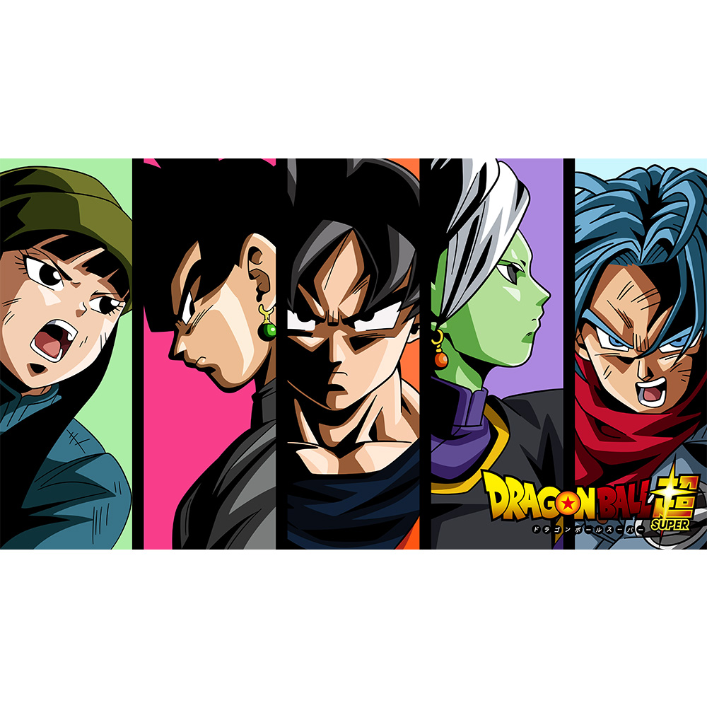 ( Zamasu Dragon Ball Super Playmat) Limited Edition 35X60CM Custom Playmat Cards Game Animation Playmat