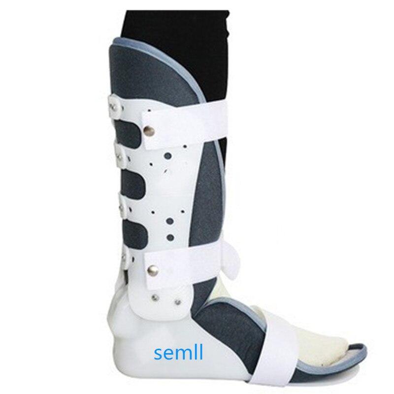 0 120 grad Einstellbar Klapp Knie Bein Brace Unterstützung Schützen Knie Ankle Brace Bänder Schaden Reparatur Schwarz/Grau medizinische Grade - 3