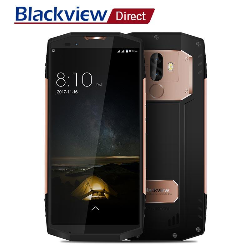 2018 BLACKVIEW BV9000 Smartphone IP68 Impermeabile 5.7