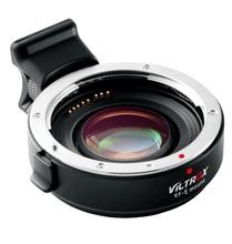 EF-E AF Auto Focus Adapter for sony E-mount Cameras to use canon EF lens Reduce focal length and Aperture three Stop