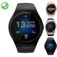 KS2 Runde Smart Uhr Unterstützung 2G GSM TF Sim-karte Smartwatch Elektronische Sport Aktivität Uhr Inteligente Pulso Für iOS Android