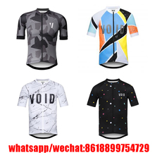VOID 2019 New Cycling Jersey Shirts Maillot Ciclismo Men Short Sleeve Summer Quick Dry Pro Team MTB Bike Tops Clothing Wear Suit
