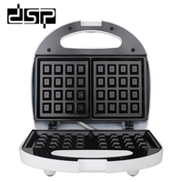 DSP KC1058 Waffle Makers Cake Muffin Machine Non Stick Electric Cooking Baking Pan Dessert Waffle Maker