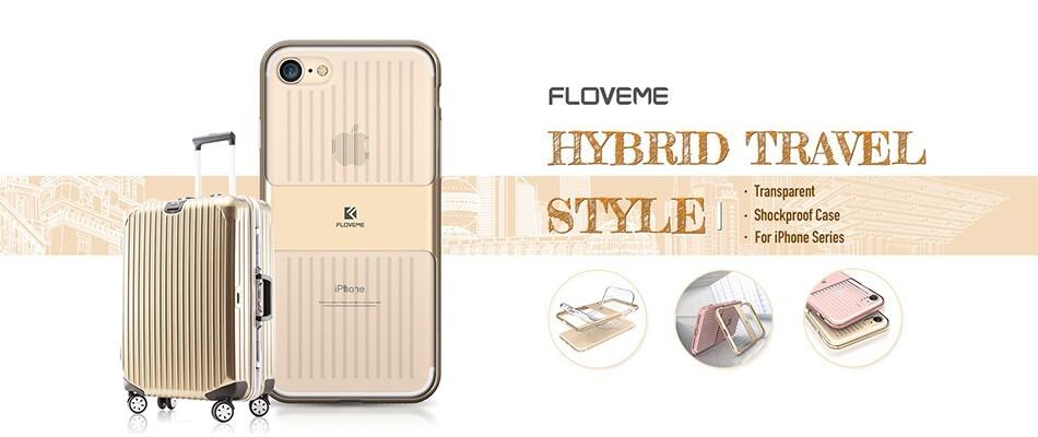 FLOVEME Soft TPU Phone Cases