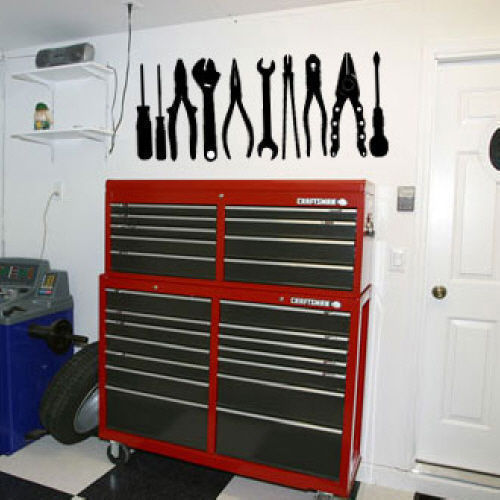 Garage Wall Art compare prices on garage stickers- online shopping/buy low price