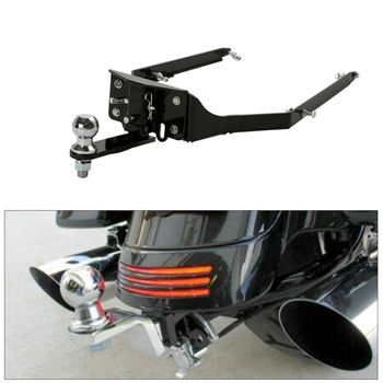 Motorcycle Vertical Reciever Hitch Trailer Hitch For Honda Goldwing Gold wing 1800 GL1800 2018-2020 2019
