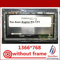 Original New B116XAT03.1 lcd screen For Acer Aspire P3-171 P3 171 assembly Touch Screen digitizer lcd assembly free shipping