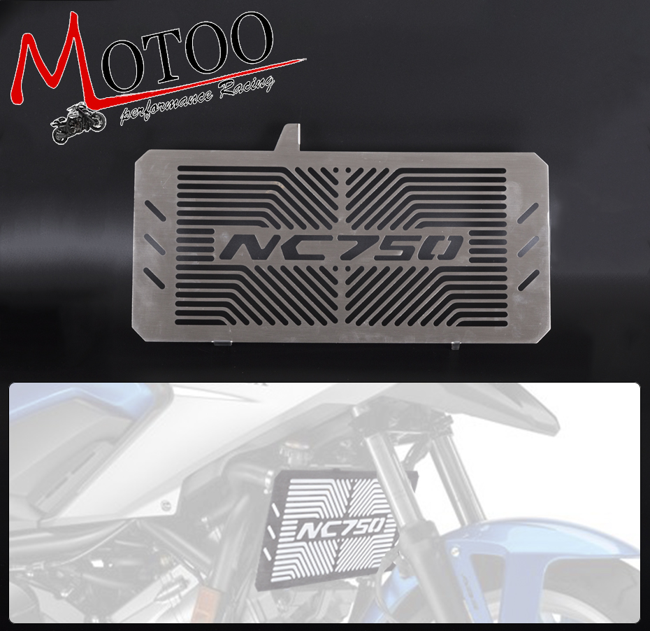 Motoo - Free Shipping Motorcycle Radiator Guard For HONDA NC750 NC 750 S/X NC750S NC750X NC 750S/X 2014 2015 2016 Accessories motorcycle radiator grille grill guard cover protector for honda nc750 nc750s nc750x 2014 2015 2016 nc750 100% brand new