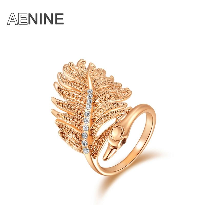 AENINE Rose Gold Color...