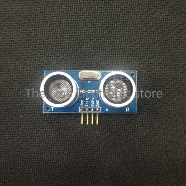 HC-SR04 Ultrasonic Sensor Distance Measuring Module for PICAXE Microcontroller