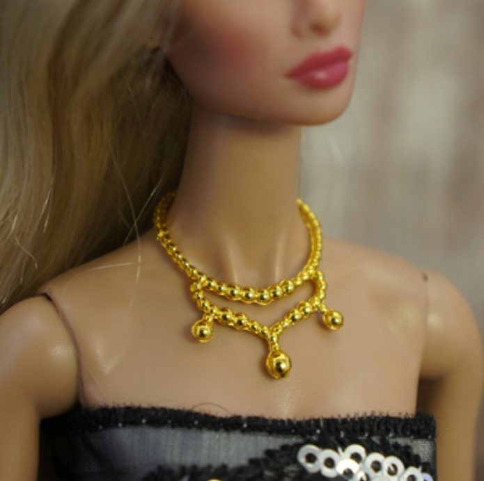 Doll Necklace Accessories For BB Dolls BBI249