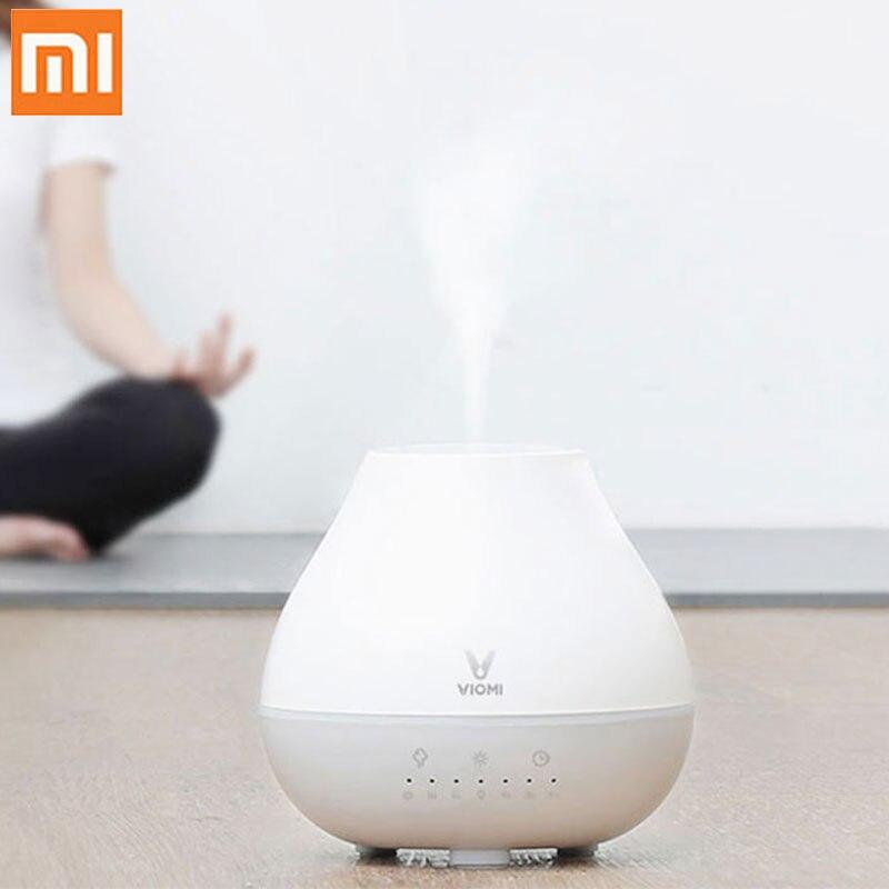 Xiaomi Viomi 200 мл увлажнитель воздуха Mijia ультразвуковой увлажнитель воздуха распылитель эфирного масла очиститель воздуха для дома и офиса