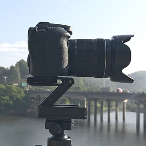 Image 5 - Ulanzi z フレックスチルト三脚ヘッドアルミ合金折りたたみクイックリリースプレートスタンドマウント用の水準器電話カメラ