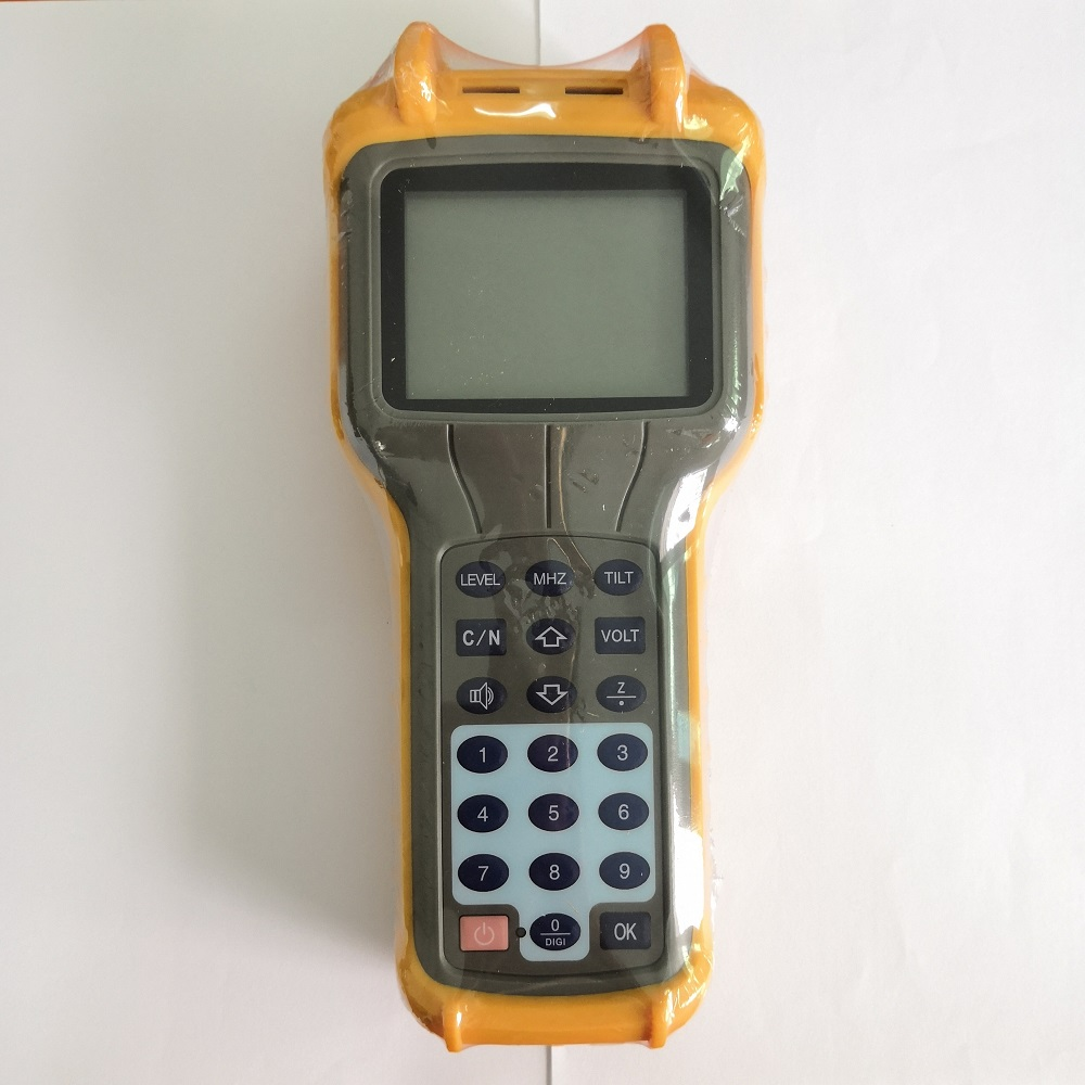 Ruiyan RY-S110D CATV Cable TV Handle Analog Signal Level Meter DB Tester 5-870MHzRuiyan RY-S110D CATV Cable TV Handle Analog Signal Level Meter DB Tester 5-870MHz