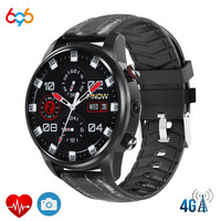 696 X7 4G Smart Watch Sport Smartwatch For Men Women Fitness Heart Rate Watch 1.39 inch MTK6739 Android 7.1 For Android&IOS