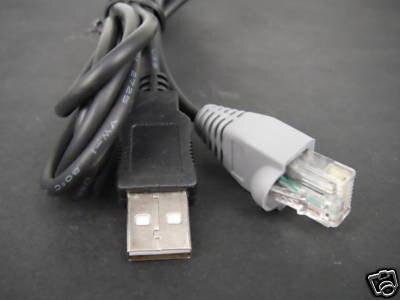 50 штук в наборе USB к RJ45 маршрутизатор усилитель сети KVM UPS кабель HU1