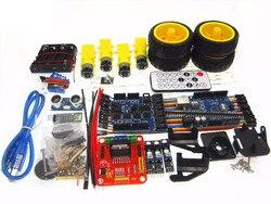 Wielofunkcyjny zestaw słuchawkowy Bluetooth sterowany Robot inteligentny samochód zestawy|kit car kit|kit kitskit car bluetooth -